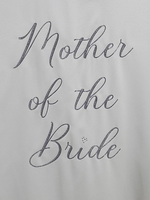 8f5cb7cd49f4 Grey Mother Of The Bride Slogan Dressing Gown | Women | George