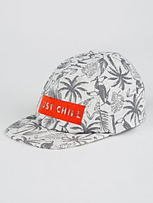 22aba7a4f63 Tropical Just Chill Slogan Cap