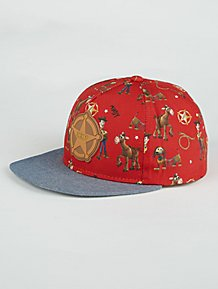 check out 87570 b0c2e Disney Toy Story Red Sheriff Cap