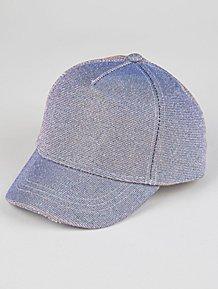6335c12e35775 Iridescent Lilac Glitter Cap