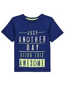 7f4d96f8a470 T-Shirts | Tops | Kids | George at ASDA