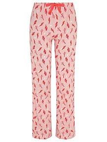4aa8407aff75 Pink Cactus Print Pyjama Bottoms