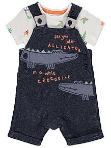 fd6a95376 Boys Baby Outfits   Baby Clothes   George at ASDA