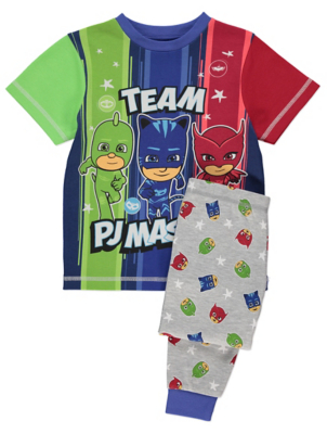 PJ Masks Grey Pyjamas