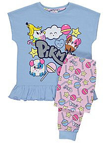 b319411f25 Blue Pikmi Pops Surprise Pyjamas