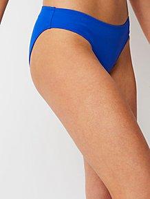 1c33ce21f213a Cobalt Blue High Leg Bikini Bottoms
