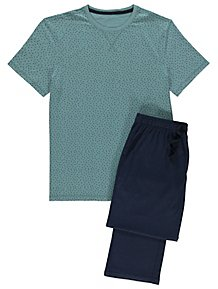 9e9d20bda Men's Pyjamas - Nightwear - Men's Clothes | George at ASDA