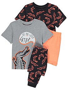 cb96d56ce Crocodile Pyjamas 2 Pack