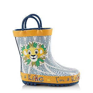First Walkers Disney The Lion King Simba Wellington Boots