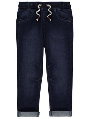 Dark Denim Look Jeans