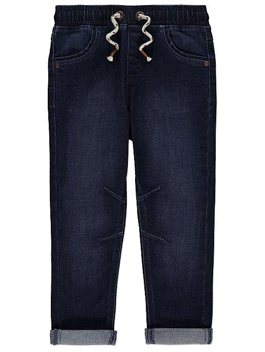 00988b0db3ee2 Dark Denim Look Jeans   Kids   George