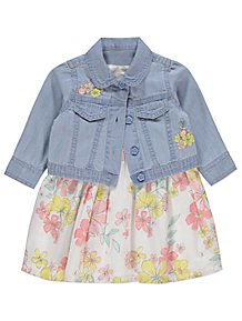 b958c0e2d Baby Girls Clothes - Girls Baby Clothes | George at ASDA
