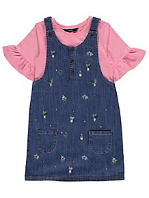 1cc2ba66bc5 Girl's Dresses & Outfits | Girls' Playsuits | George at ASDA