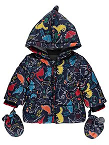 a7a0af5ba Baby Boys Coats & Pramsuits | George at ASDA