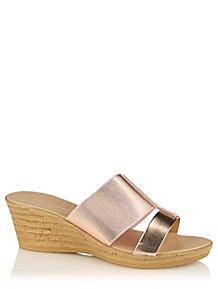 467bfcc4b400 Heels & Wedges - High Heels - Wedges Shoes | George at ASDA