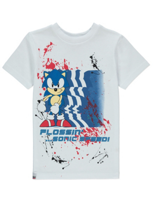Sonic the Hedgehog Flossin' T-Shirt