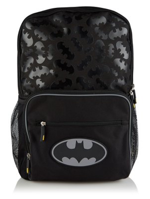 DC Comics Batman Black Rucksack