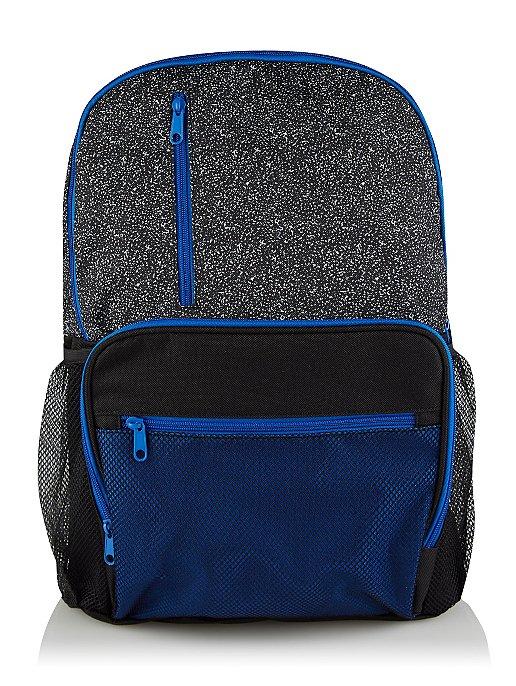 ccb7f01eff Black Contrast Trim Backpack