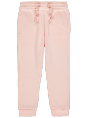 Pale Pink Jogging Bottoms