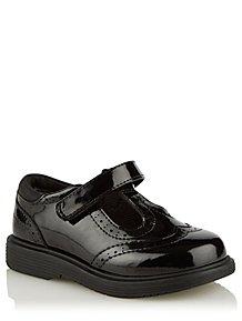 a774573f29fc78 Girls School Shoes & Pumps - Girls School Uniform | George at ASDA