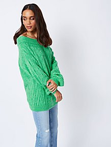 d776fb4934edf6 Womens Jumpers, Sweaters & Pullovers - Womens Knitwear | George at ASDA