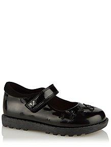 6a92cf38d29d Girls School Shoes & Pumps - Girls School Uniform | George at ASDA