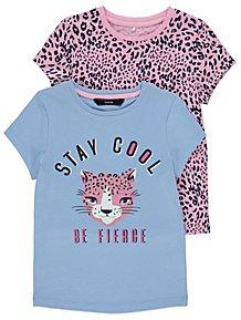a9f4b599a4f4 Tops & T-Shirts | Girls 4-14 Years | Kids | George at ASDA