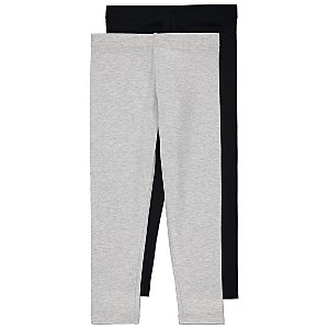 Grey Leggings 2 Pack
