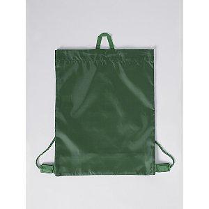 Green Mesh Insert Swim Bag