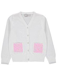e8ffe2c5090 Girls' Jumpers & Cardigans | Kids | George at ASDA