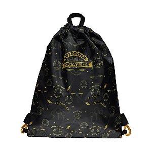 Harry Potter Quidditch Black Swim Bag