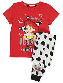 45ccee1f22 Disney Pixar Toy Story Jessie Red Pyjamas