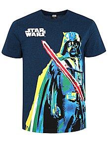 7b7f64ba9c Star Wars Darth Vader Navy T-Shirt