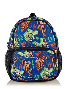 a9ef962cb7771d Disney Toy Story Buzz and Woody Quilted Rucksack