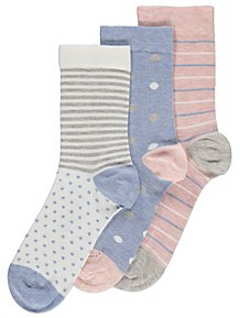 1f225dd70dfde Womens Socks & Tights - Womens Clothing | George at ASDA
