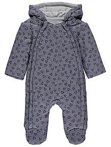a7a0af5ba Baby Boys Coats & Pramsuits | George at ASDA