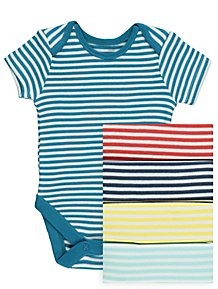 2356f7c62 Baby Boys Bodysuits | Baby Clothes | George at ASDA