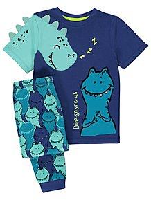 cf232edce7a8 Boys Pyjamas | Boys Nightwear | George at ASDA