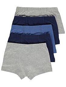 f644a37e8a40 Boys Underwear & Socks | Kids Underwear | George at ASDA