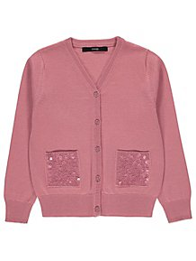 5896a49aad Girls' Jumpers & Cardigans | Kids | George at ASDA