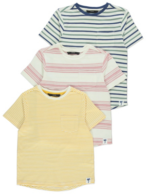Striped Tops 3 Pack