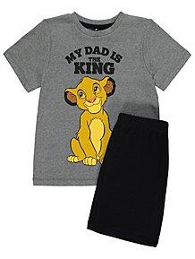 ed345eecf Disney Lion King Pyjamas
