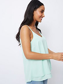 345dc8416a Vests & Sleeveless Tops | Tops | Women | George at ASDA