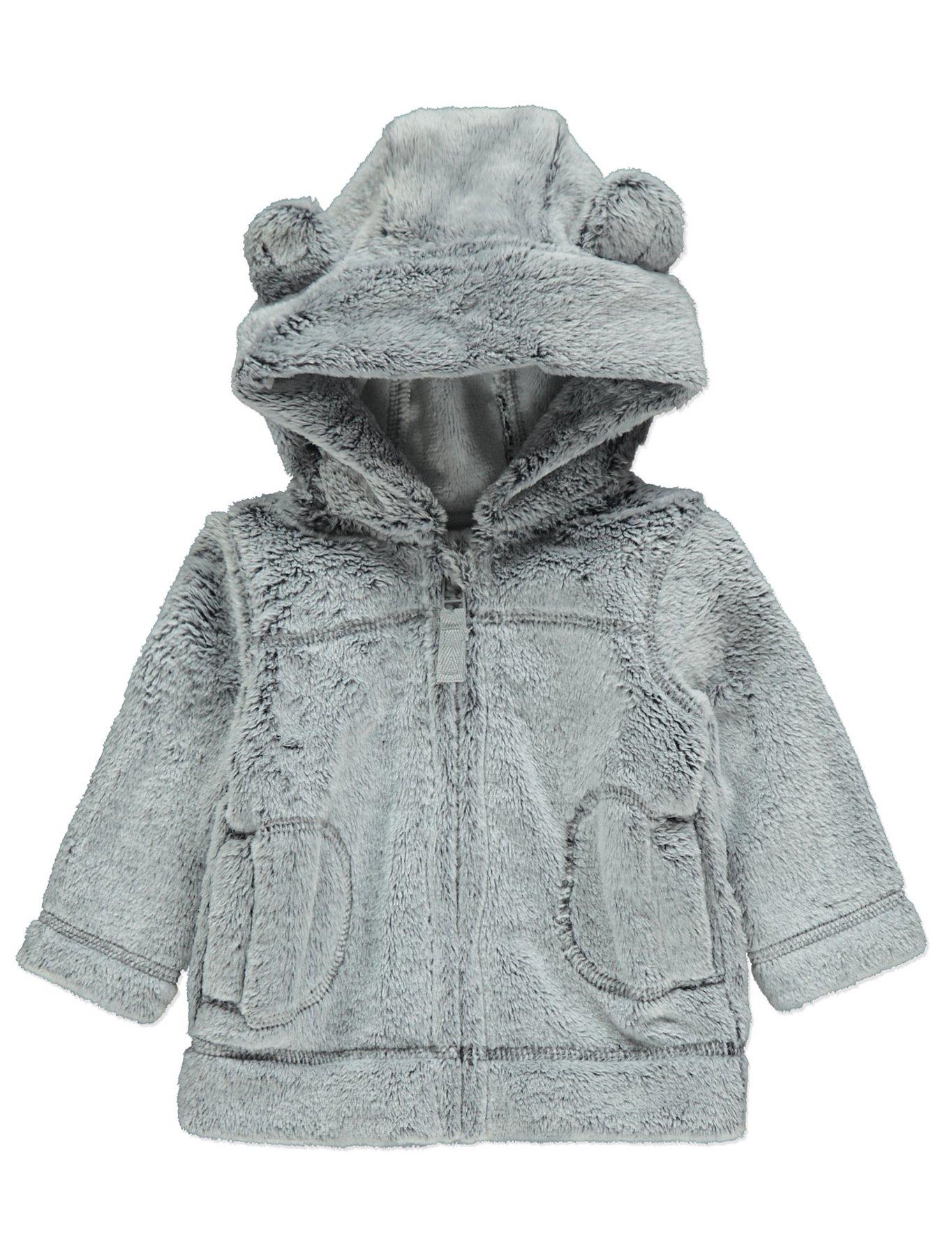 0ffb2f766e0 Faux Fur Hoodie