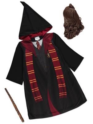 Harry Potter Hermione Halloween Fancy Dress Costume