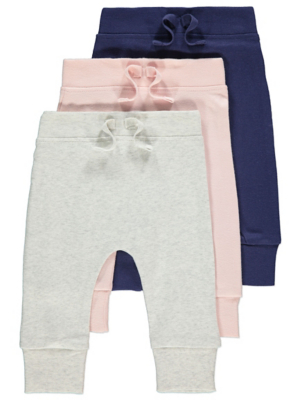 Marl Joggers 3 Pack