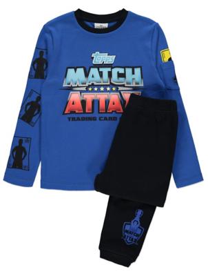 Topps Match Attax Blue Pyjamas