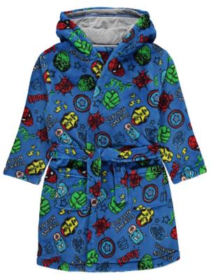 Marvel Avengers Superhero Dressing Gown