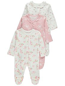 Baby <b>Girls</b> Clothes - <b>Girls</b> Baby Clothes | George at ASDA