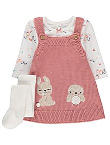 38feca9dff6ec Baby Dresses - Baby Dress | George at ASDA